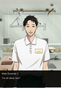 Male Groomer 2 (LOD)