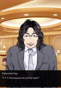 Disheveled Guy (LUTT)