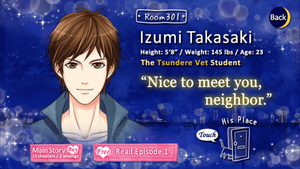 Izumi profile