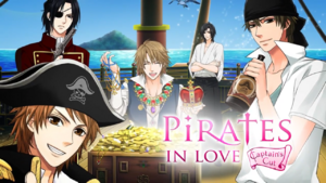 Pirates in Love - Captain's Cut Title