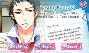 Yasuto profile