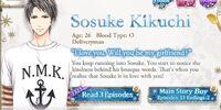 Sosuke Kikuchi