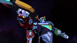87. Voltron paralyzed by Zarkon