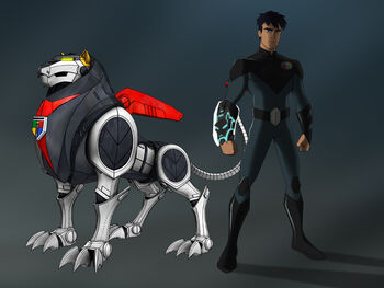Voltron Force Characters Names Keith (Voltron ...