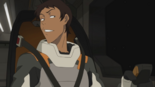 Lance Learning to Maneuver the Spaceship