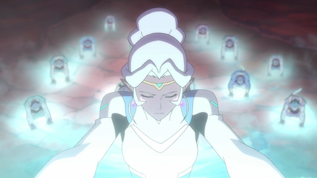 File:S2E11.55. Allura communing with the Balmera via crystal.png