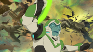 S2E01.110. Pidge flails in space