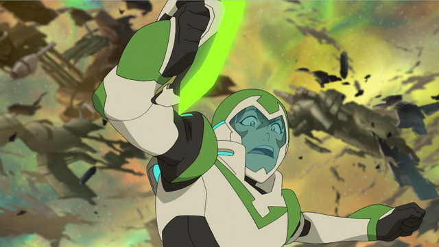 File:S2E01.110. Pidge flails in space.png