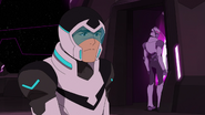 190. Shiro is strangely hesitant to BS too