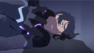 S2E08.169. Keith reaching out for Shiro's hand