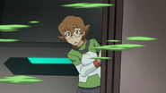 59. Pidge watches the food goo fly