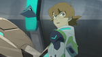 67. Pidge shocked at explosion