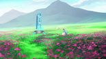 3. Allura in field talking to Alfor's AI