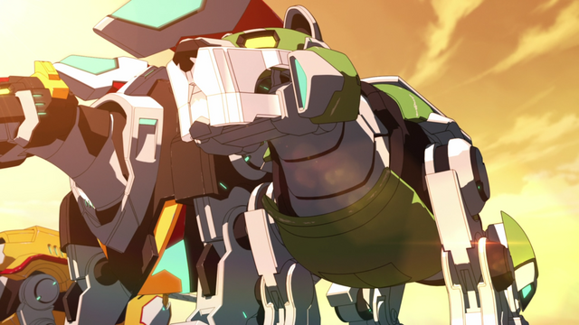 File:S2E04.331. Green Lion standing in sunset.png