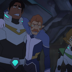 How is Coran not dead, again? Lance was the one wearing armor...