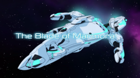 Voltron S2 Title Blade of Marmora