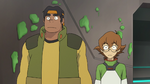 73. Hunk and Pidge are gooshocked