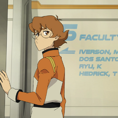 Those faculty names are actually an in-joke to the show's production staff.
