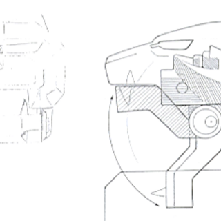 Diagram to show the transformation