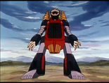 Ep.34.84 - Mechablack Beastman Delta full body shot