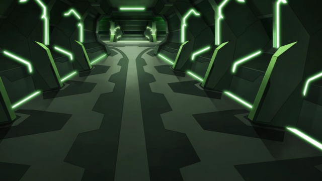 File:S2E10.89. Beta Traz hallway in green.png