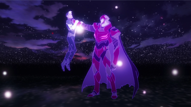 File:S2E07.246. Zarkon holds Shiro up by the throat.png
