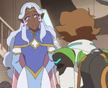 Allura and pidge