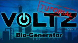 Minecraft Voltz - Part 7 - Bio-Generator