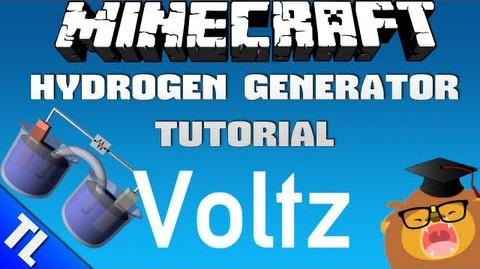Voltz Tutorial - Hydrogen Generator With TacticalLion
