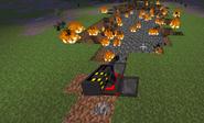 Antimatter Bullet effect