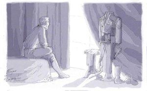 Gregor vs the emperor by duvallonfecit-d382sl8