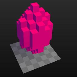 Voxel Crystal