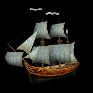 Light Armed Ship