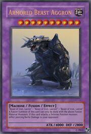Aggron Card
