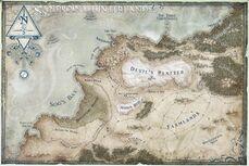 05 map, Sandpoint Hinterlands