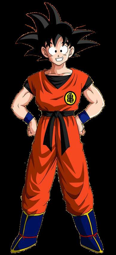 Dragon ball teen Goku