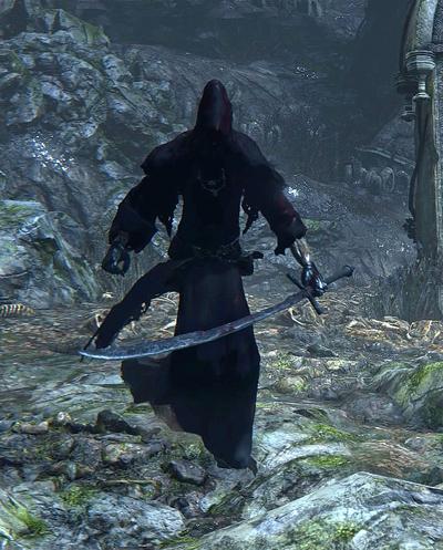 Sword shadow