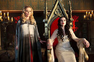Morgana and Morgause