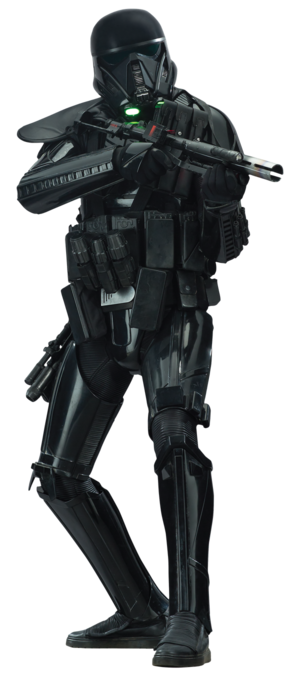 Death Trooper DT-5537