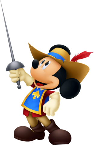 Mickey Mouse CotM KH3D