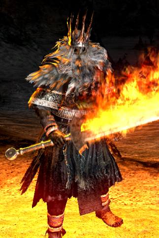 Gwyn lord of cinder