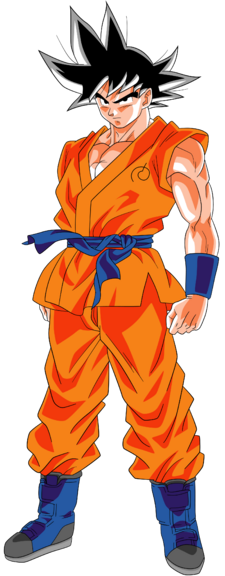 Saiyan Beyond God Goku