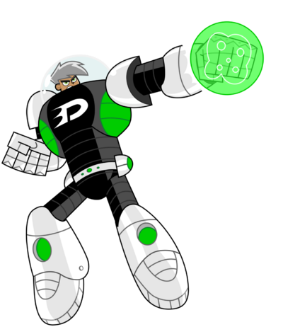 Danny Phantom Ecto-Skeleton