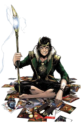 Loki - God of Stories