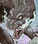 Godzilla Rage Across Time