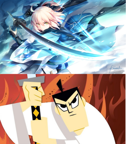 File:Saber Sakura vs Samurai Jack.png