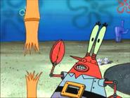 RobotKrabsClippingKrustyKrabPole