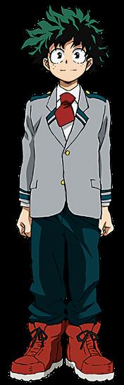 File:Deku School Uniform.png
