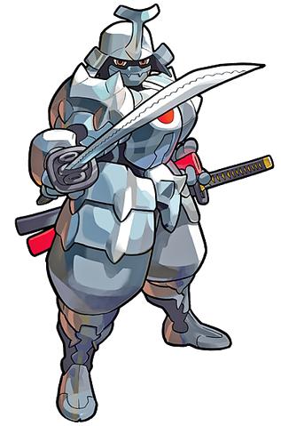 Master Swordsman render