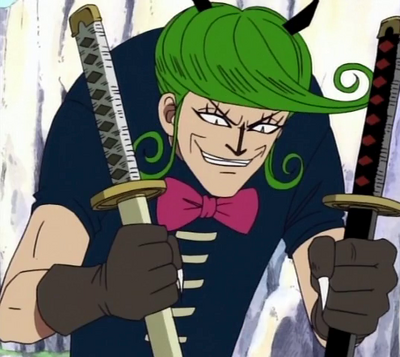 Sham (One Piece)